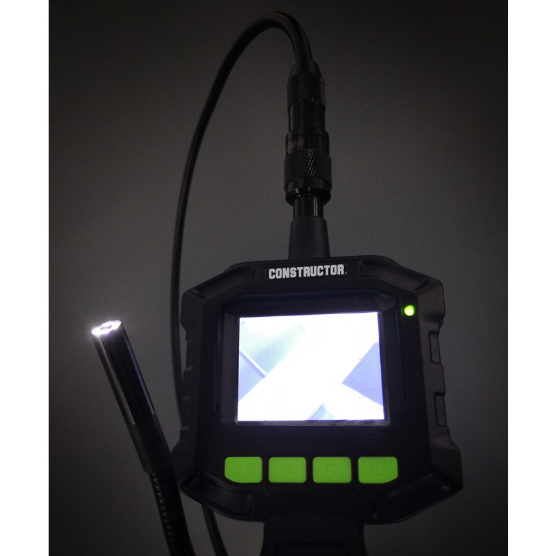 Caméra d'inspection étanche