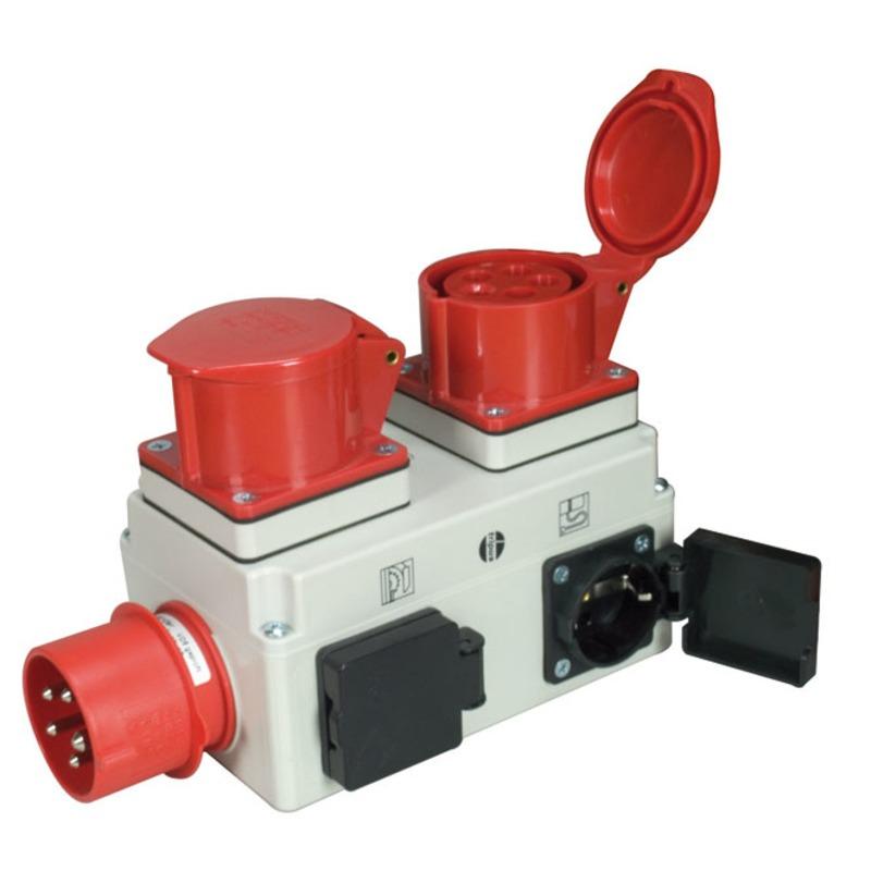 Déclencheur automatique systeme d aspiration tri/mono