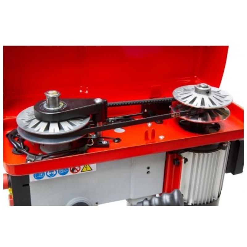 Perceuse à colonne avec variateur et affichage digital 230V 550W