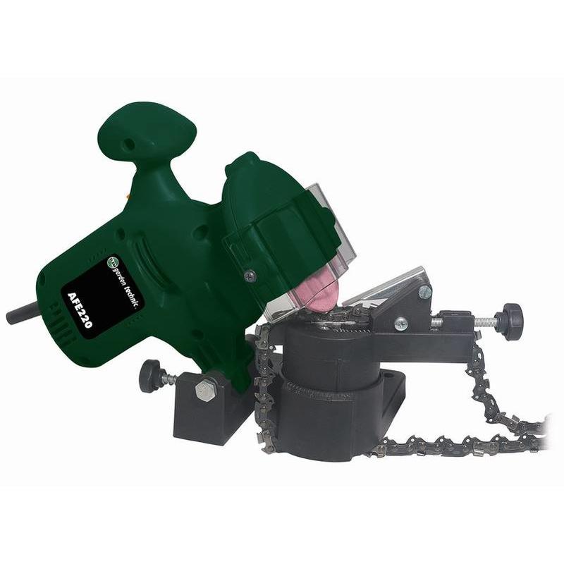 Affuteur de chaines 220w