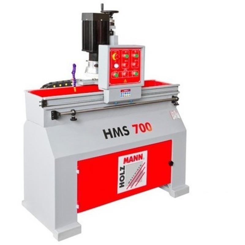 Affûteuse multi semi-automatique pour fers HSS de rabo-dégau