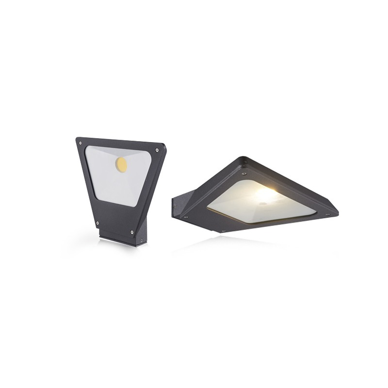 APPLIQUE MURALE EXTERIEURE LED IP54 10W