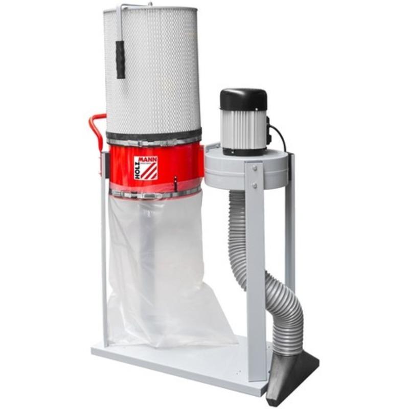 Aspirateur à copeaux avec cartouche filtrante Monophasé 230V