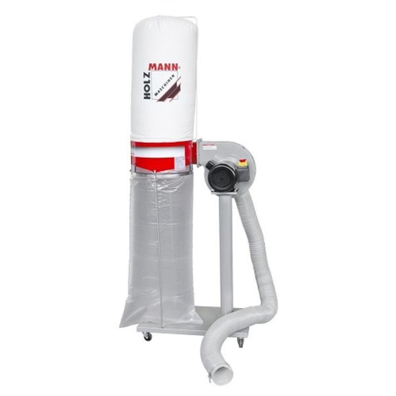Aspirateur à copeaux de bois 100 litres 230 V 750 W
