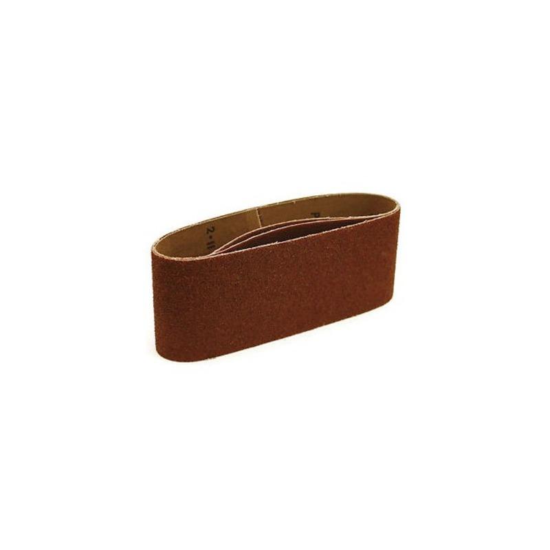 Bande abrasive 40x620 grain 80 pour  RSG620