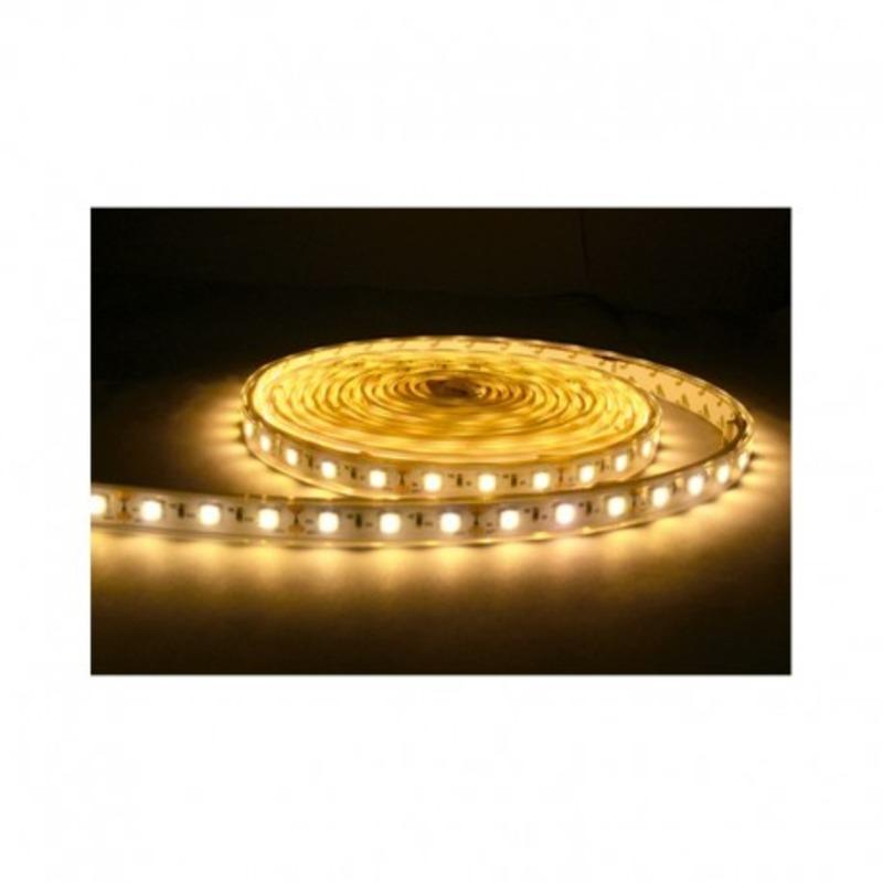 Bandeau LED 5 m 60 LED/m 24W IP20 2700°K