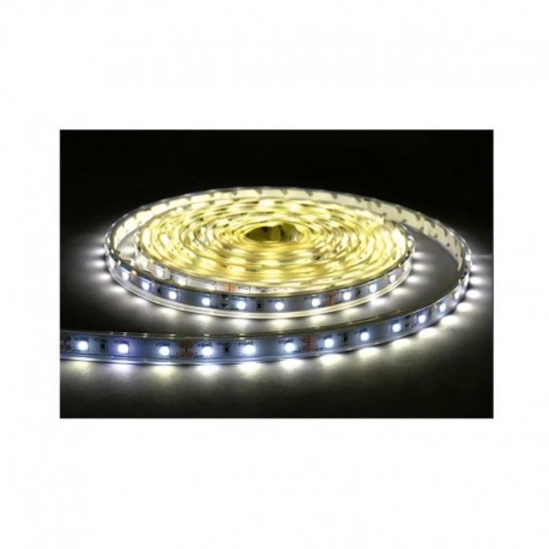 Bandeau LED 5 m 60 LED/m 24W IP20 4000°K