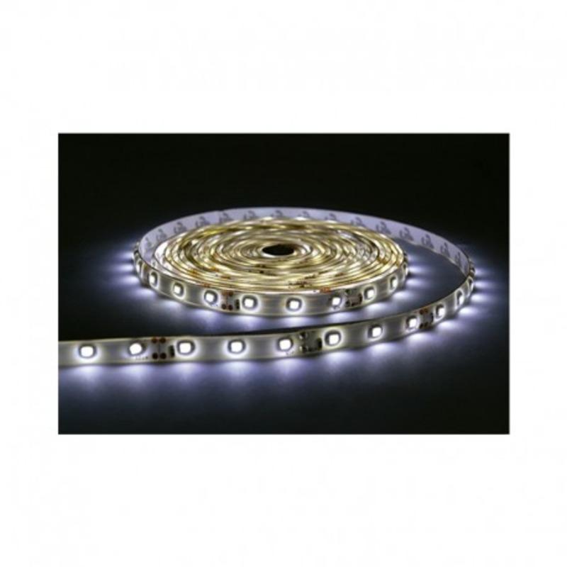 Bandeau LED 5 m 60 LED/m 24W IP20 6000°K