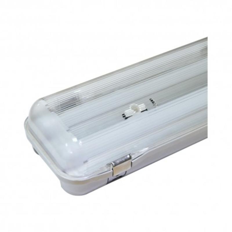 Boitier Etanche LED Intégré 4000°K 24W 660 x 140 x 92 mm