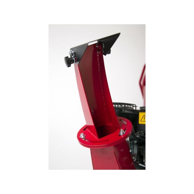 Broyeur thermique de végétaux 7CV à rotor - 100 mm