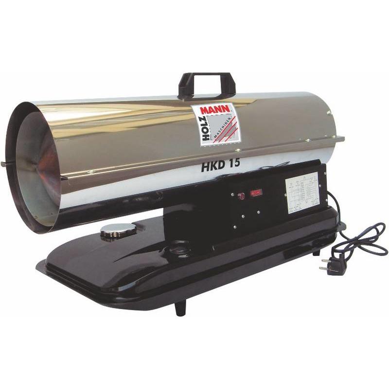 Canon a chaleur diesel air pulsé 15kw
