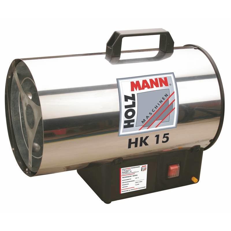 Canon à gaz air pulsé 16kw