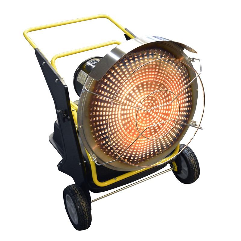 generateur d air chaud infrarouge diesel 40kw. Black Bedroom Furniture Sets. Home Design Ideas