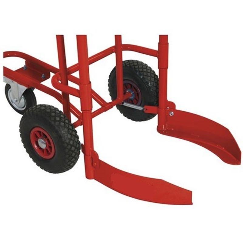Chariot de transport de pneu jusqu'à 150Kg