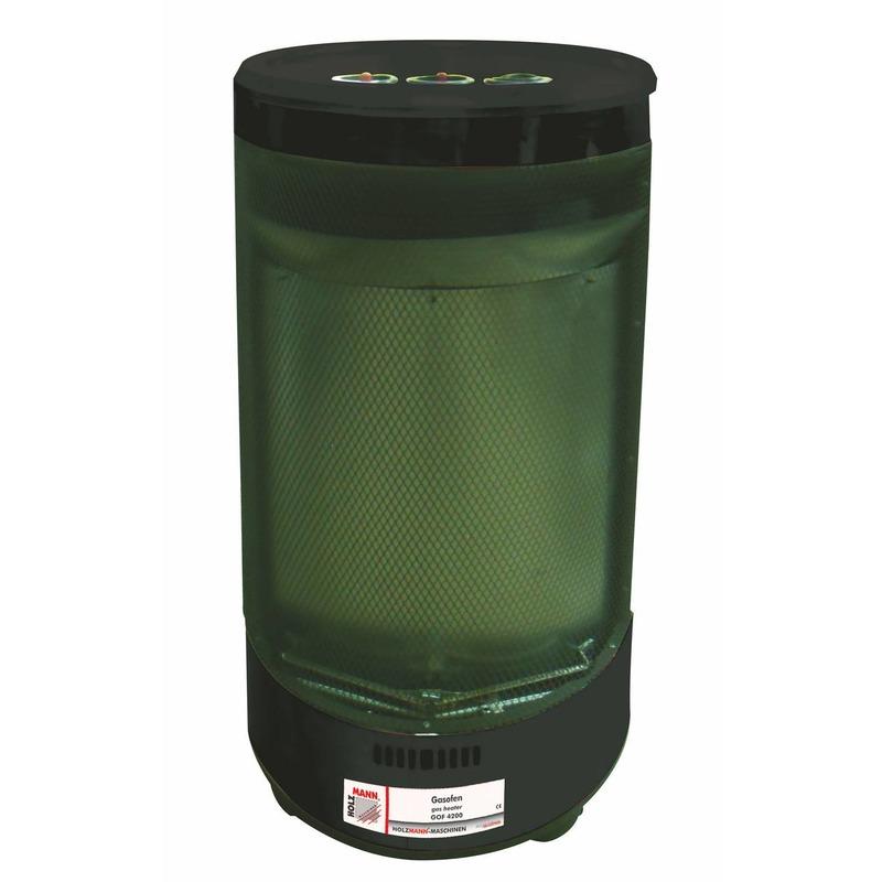 Chauffage à gaz 1 bouteille 1500 4200 W