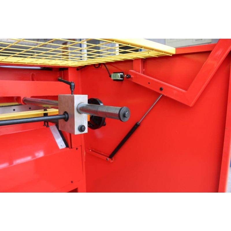 Cisaille - Guillotine à tôle d'atelier coupe 2050 x 3 mm