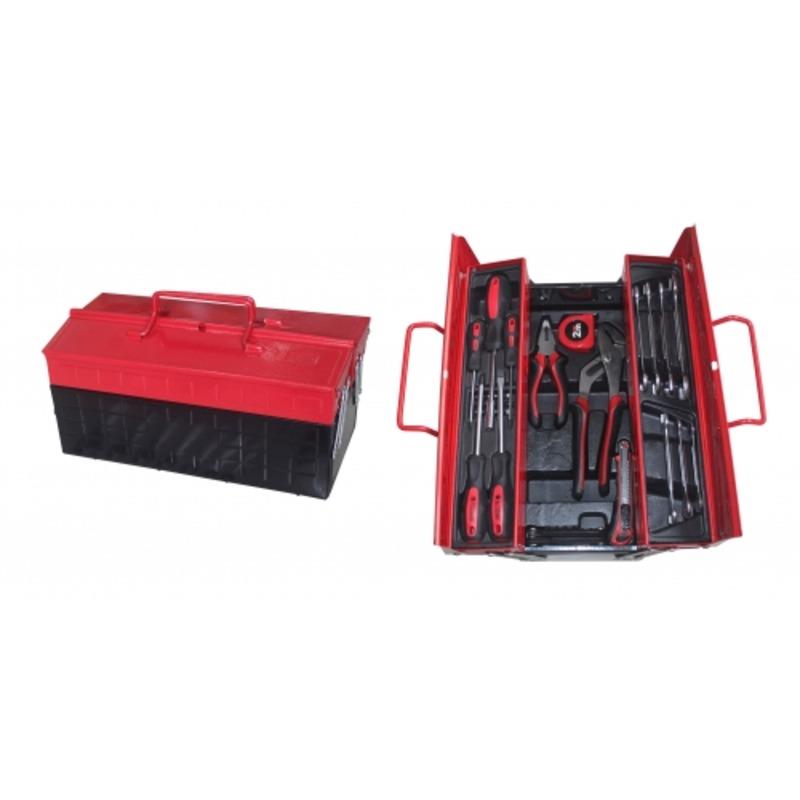 Coffre à outils métalique 41PCS