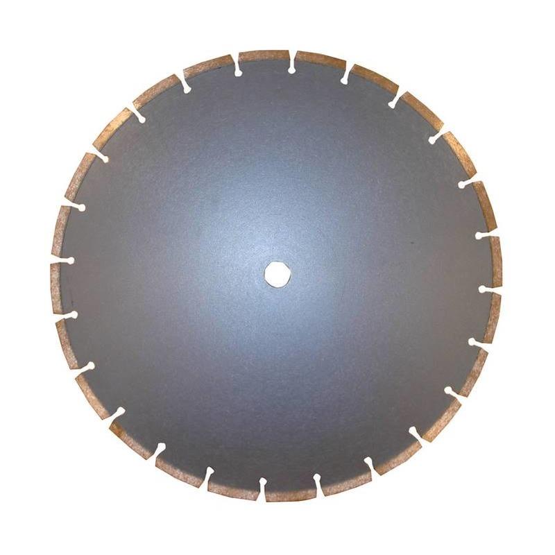 Disque diamant laser pour scie à BETON