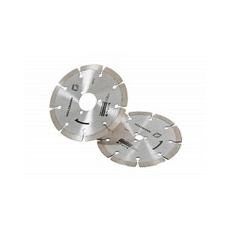 Disque diamant pour scie circulaireDBS125 Lot de 2