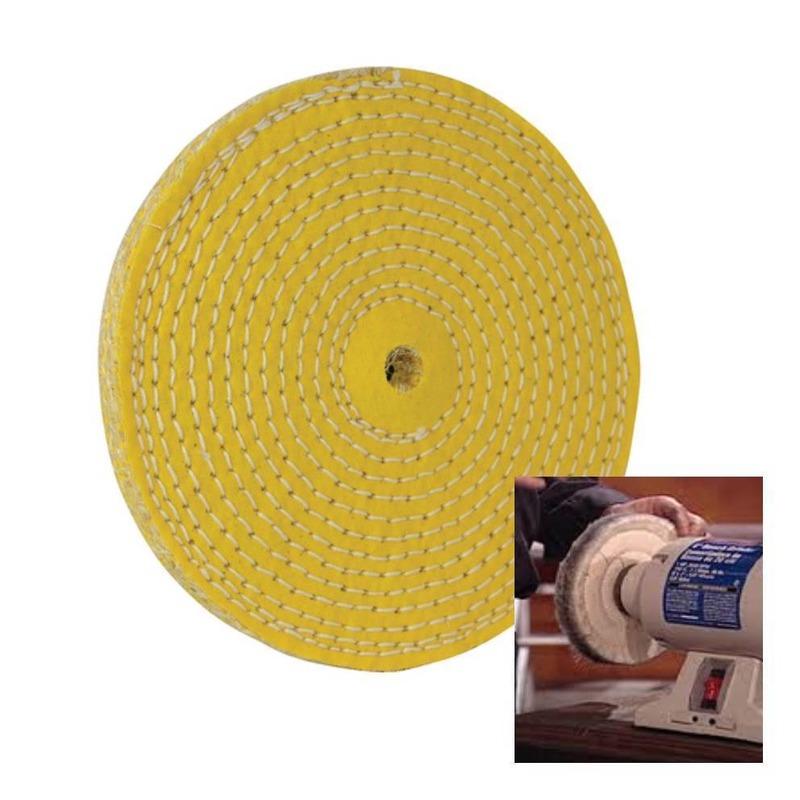 Disque dur lustrage polissage roue 150 mm