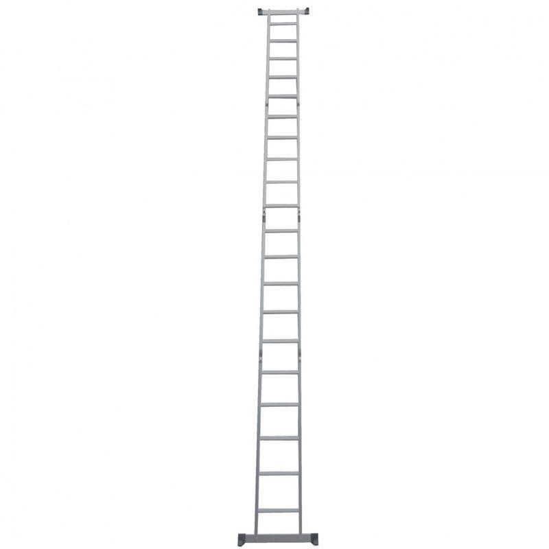 Echelle escabeau echafaudage 5,92m