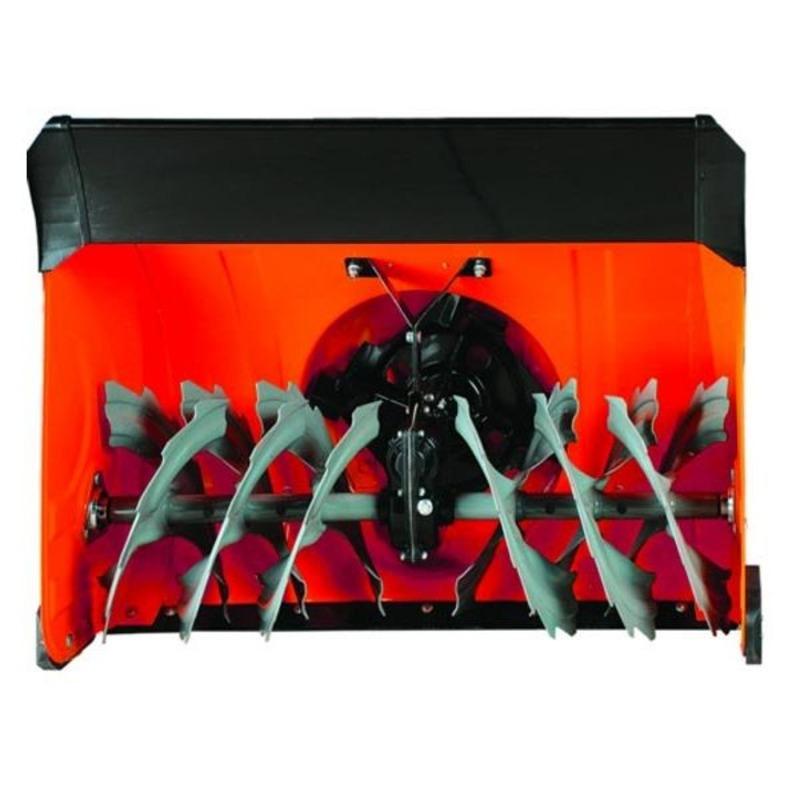 Fraise à neige thermique sur chenilles  13 CV   Largeur 87 cm