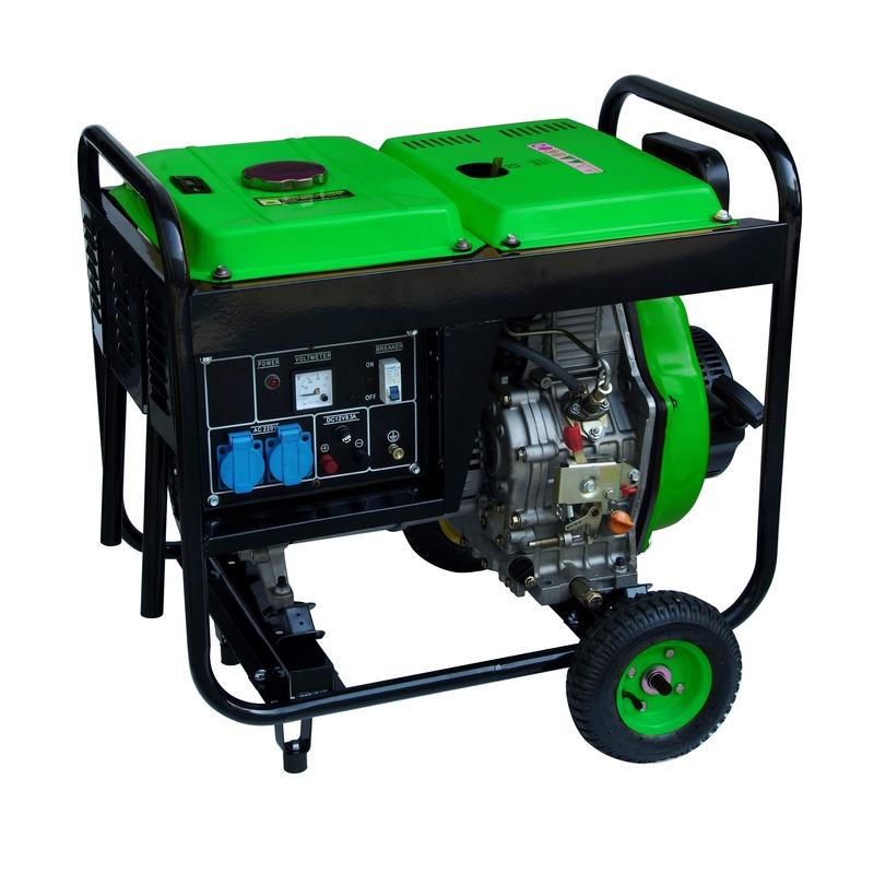Groupe électrogène diesel 5000 Watts