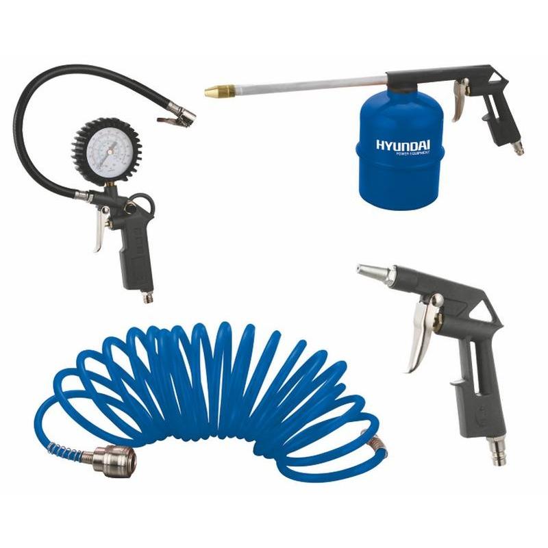Kit 4 accessoires pneumatiques