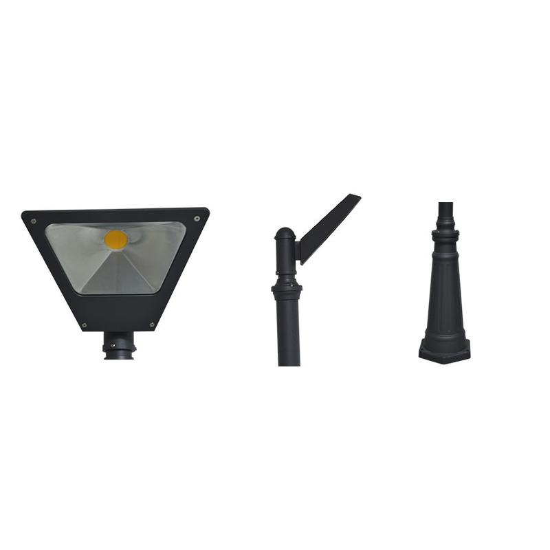 LAMPADAIRE LED IP54 10W - 3000°K