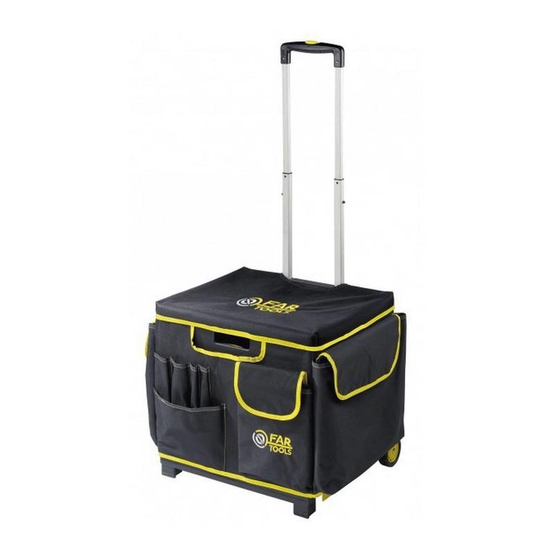 Malette de transport d'outils 40 litres