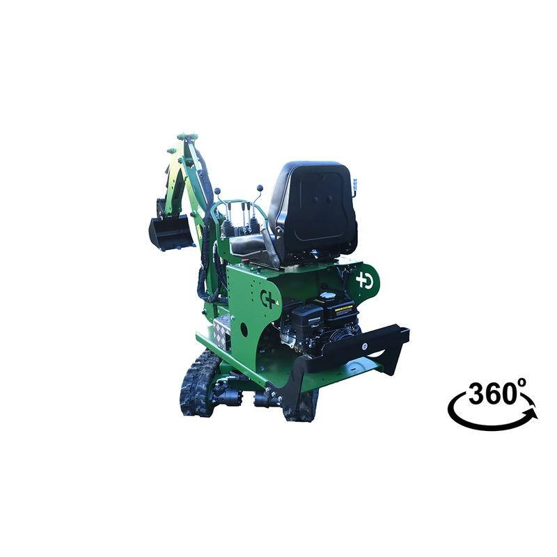 MINI PELLE LA LIBELLULE 800S 6,5CV