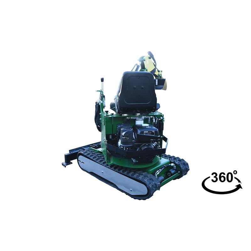 MINI PELLE LA SPHINX 1500P+ 14cv
