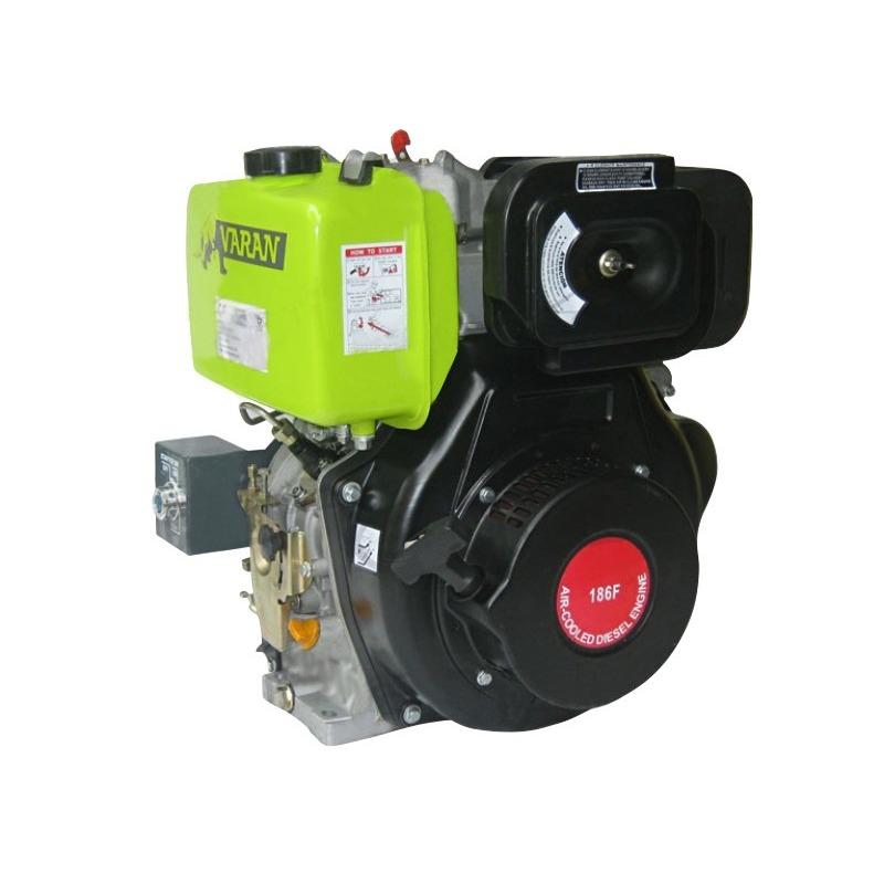 Moteur Diesel 10CV  406cc Démarrage Electrique