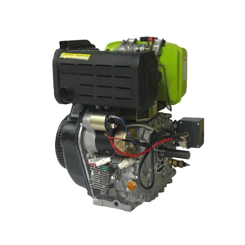 Moteur Diesel 10cv Démarrage Electrique