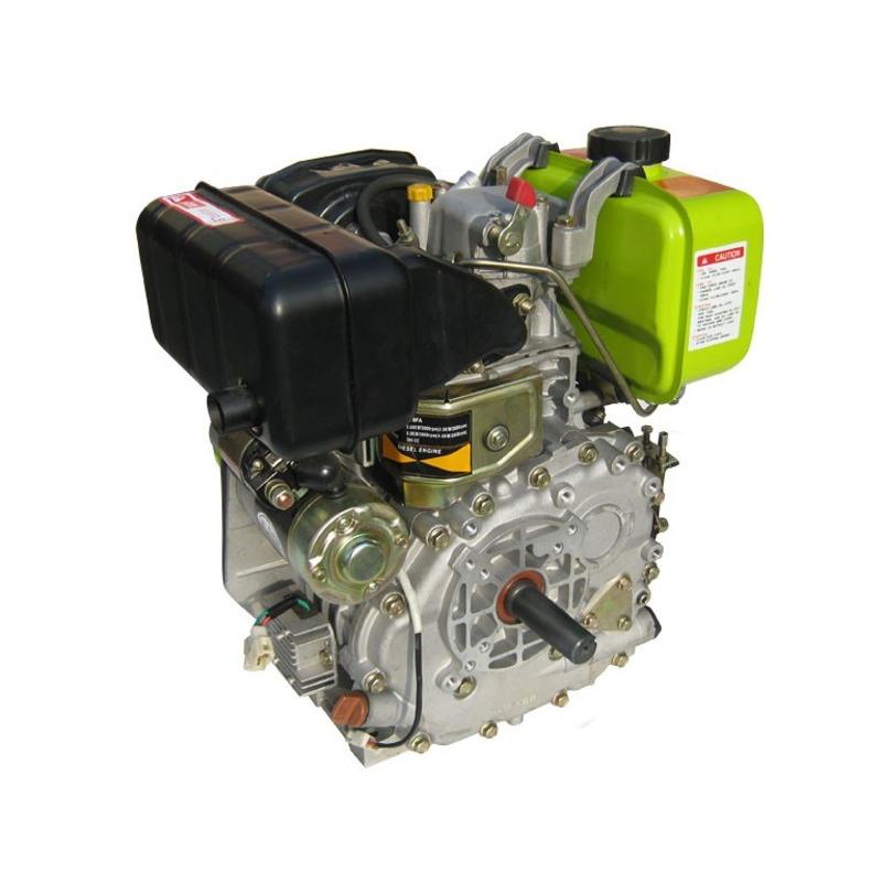 Moteur Diesel 4.92kW 6.7CV 305cc sortie droite à clavette