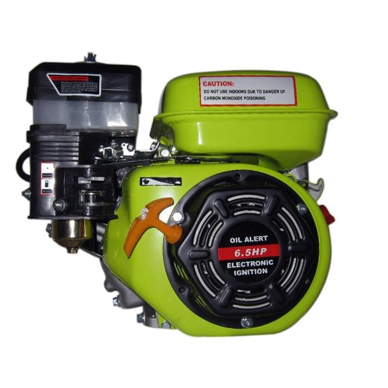moteur essence 6 5 hp  4 8 kw avec embrayage  u00e0 bain d u0026 39 huile  r u00e9ducteur 1  2   arbre  u00e0 clavette de