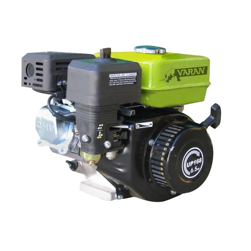 Moteur thermique essence 4,8kW 6,5 CV 196cc