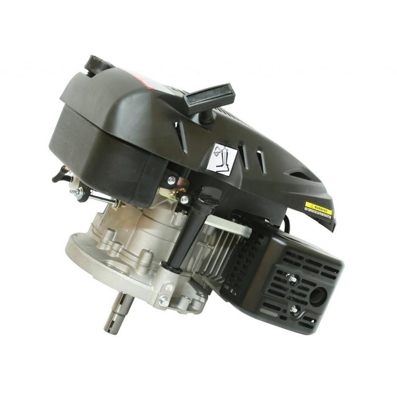 Moteur thermique essence à sortie verticale 6cv