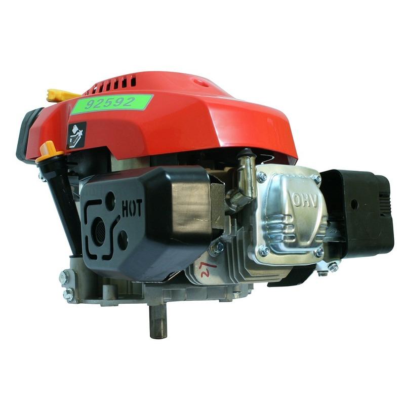 Moteur thermique sortie verticale 6cv