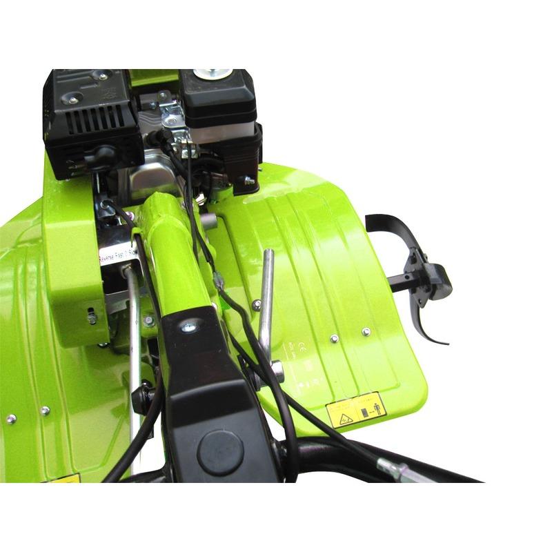 Motobineuse Thermique 7CV Largeur 100CM