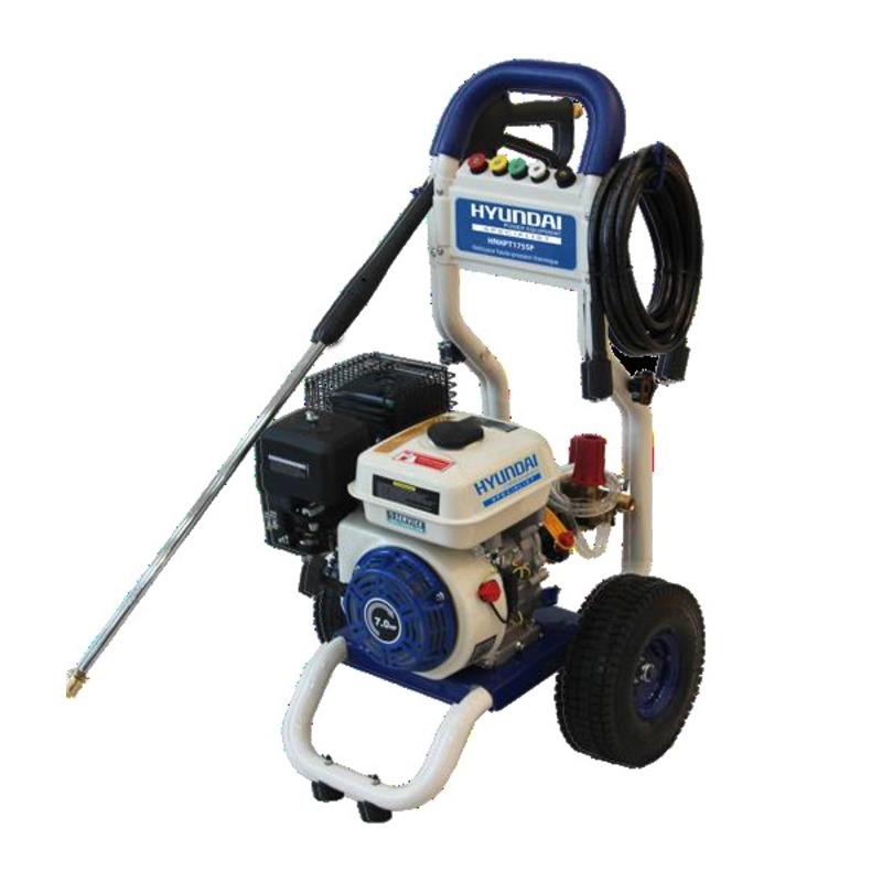 Nettoyeur haute pression thermique 210 Bars
