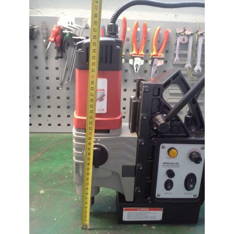 Perceuse à base magnetique 1650W 230V