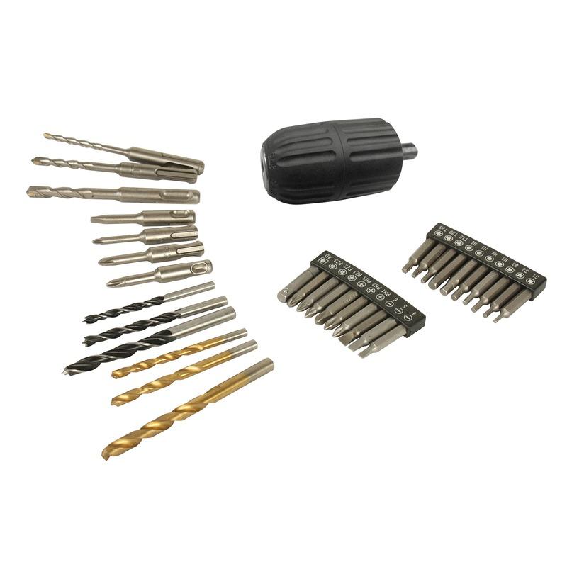 Perceuse visseuse marteau perforateur 3en1 - 14.4V