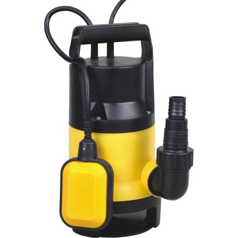 Pompe à eau immergée eaux sales 900w