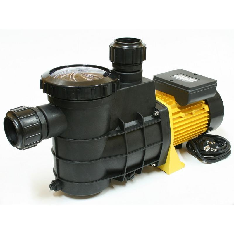 Pompe pour piscine avec filtre 750w