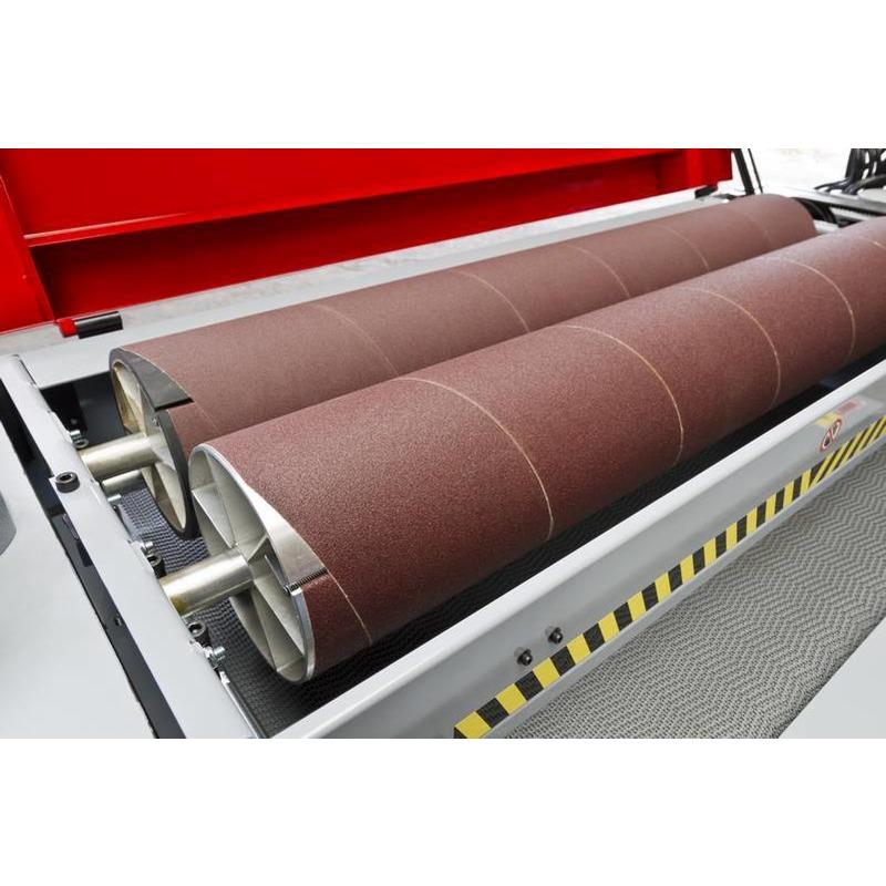Ponceuse à cylindre 400v 970 mm