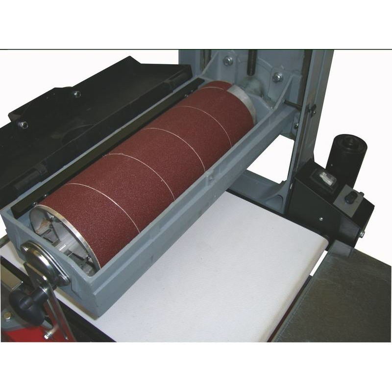 Ponceuse Calibreuse 224 Cylindre Holzmann Zs560u 560 Mm
