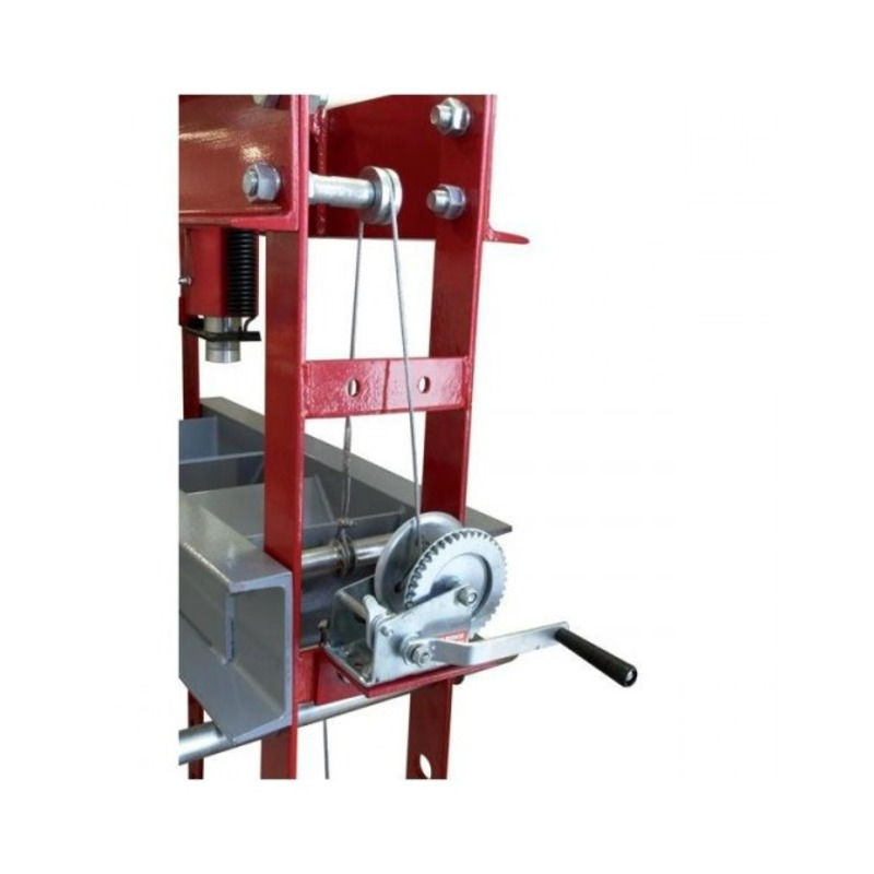 Presse d'atelier pneumatique 45 tonnes
