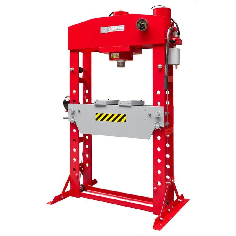 Presse d'atelier pneumatique  WP75H