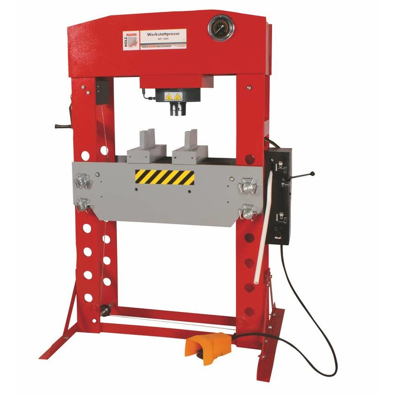 Presse hydrolique d´atelier 100 tonnes